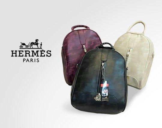 کیف کوله جدید HERMES