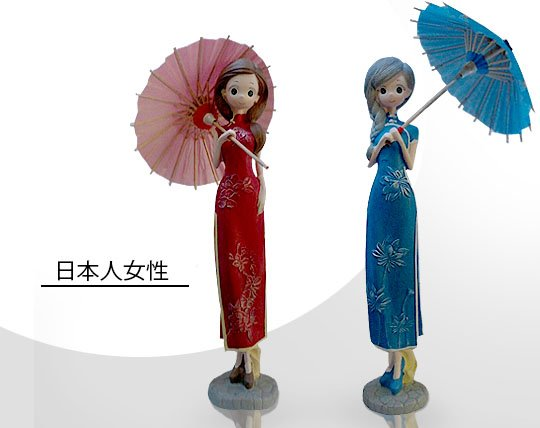 japanese-girl-decorations