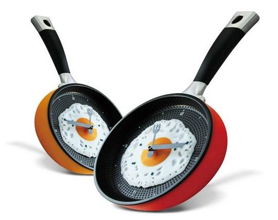 wall-clock-design-frying-pan