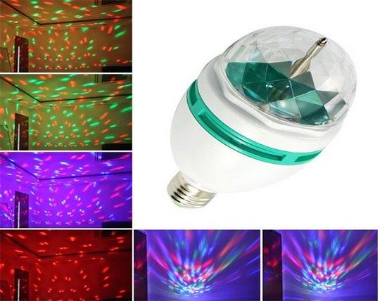 لامپ رقص نور گردان
