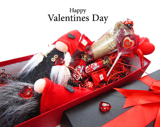 پکیج ویژه یک Valentine