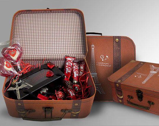 چمدان ولنتاین ویژه آقایان