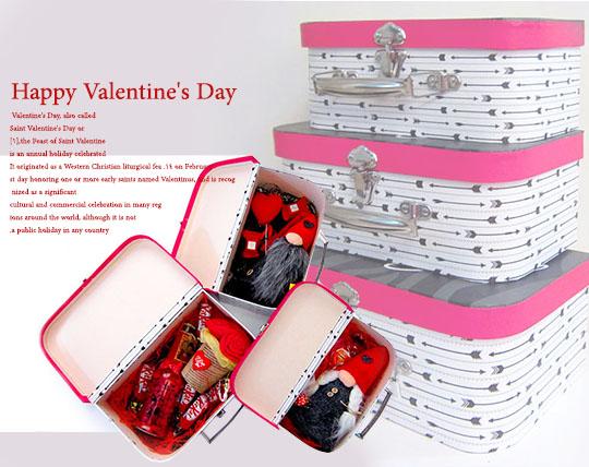 پکیج لاکچری یک Valentine