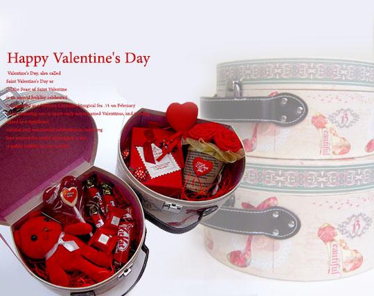پکیج لاکچری دو Valentine
