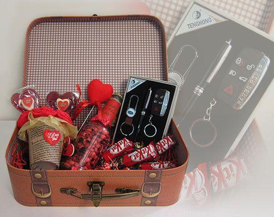 چمدان ولنتاین 2 ویژه آقایان