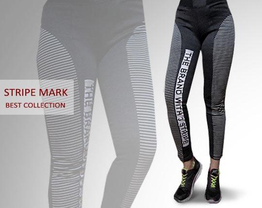 stripe-women-lingerie-trousers