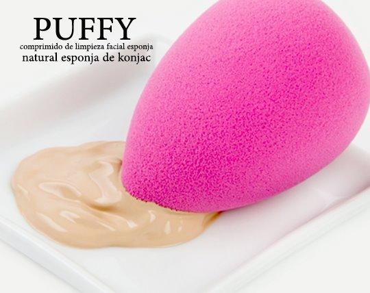 puffy-orange-powder-makeup-pad