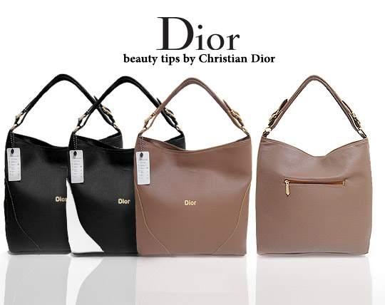 کیف زنانه چرمی Dior