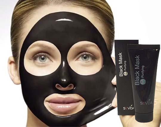 ماسک صورت Black Mask از برند Sevda