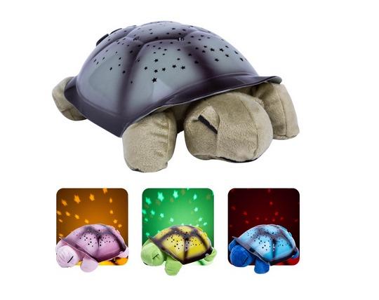 چراغ خواب موزیکال طرح لاکپشت