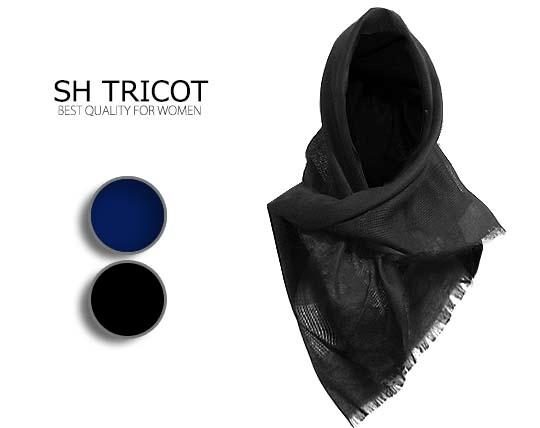 روسری نخی حصیری Sh Tricot