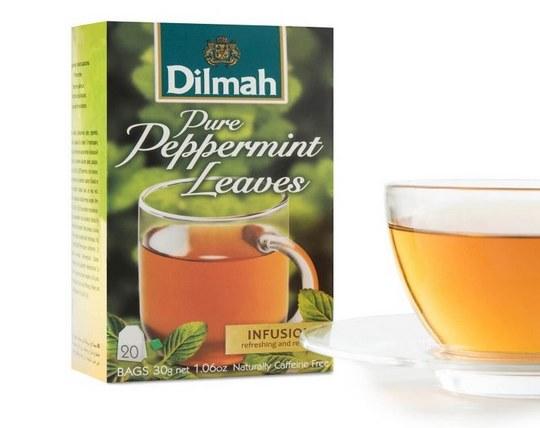 fluffy-dilmah-mint-flavor