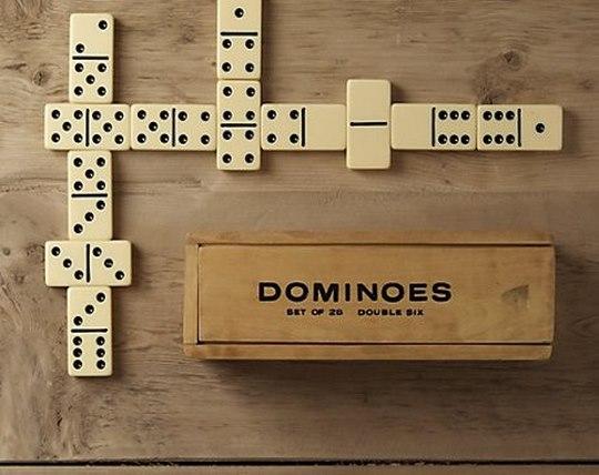 بازی مهیج دومینو DOMINO