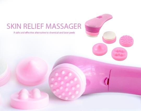 ماساژور 5 کاره صورت Relief Massager