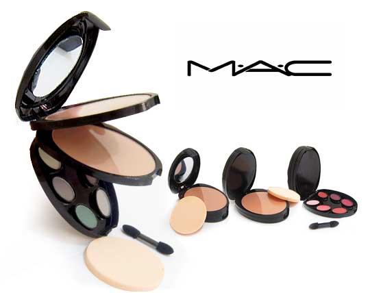 پکیج سه طبقه آرایشی MAC