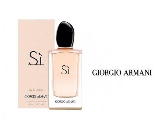 ادکلن زنانه جورجیو آرمانی Si Eau de Parfum