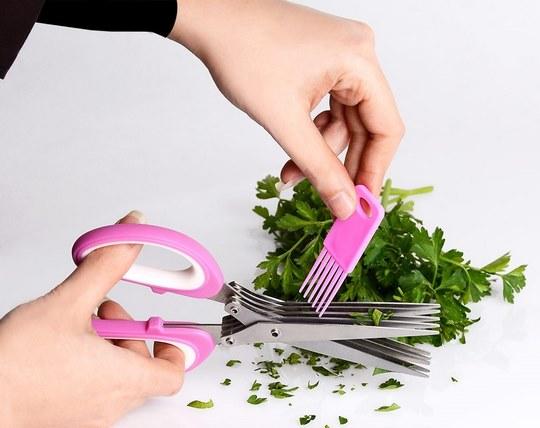 قیچی خرد کن سبزیجات