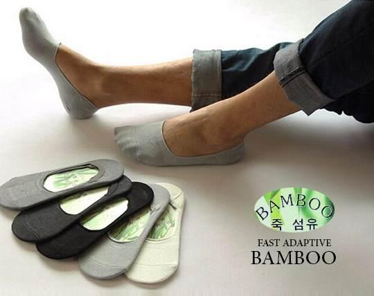 جوراب کالج الیاف بامبو BAMBOO