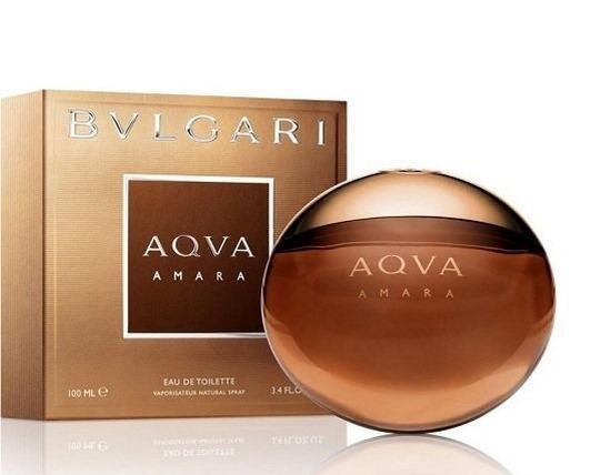 عطر مردانه بولگاری Bvlgari Aqva Amara