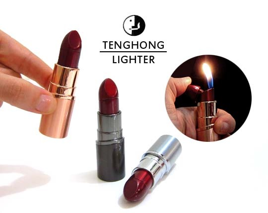 tenghong-lipstick-fancy-lighter