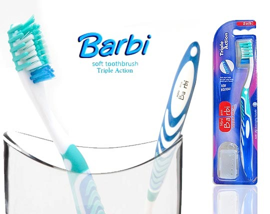 barbi-toothbrush