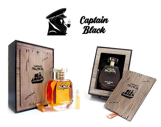 ادکلن مردانه Captain Black
