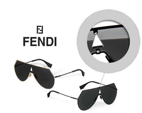 عینک مردانه اسپرت FENDI