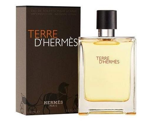 ادکلن مردانه هرمس تق Terre Hermes