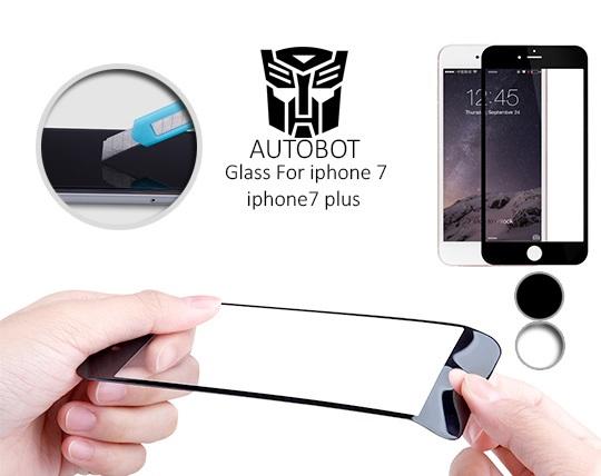 محافظ صفحه نمایش شیشه ای 4D اپل