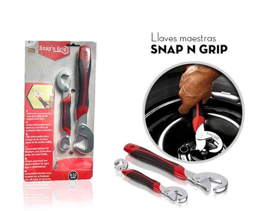 آچار همه کاره Snip Grip