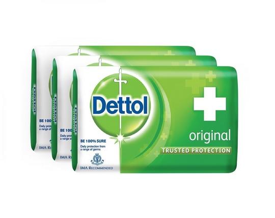 صابون آنتی باکتریال Dettol