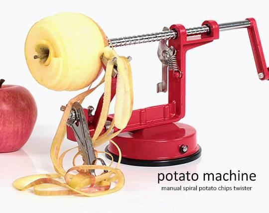 spiral-chip-maker