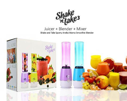 میکسر و مخلوط کن Shake n Take