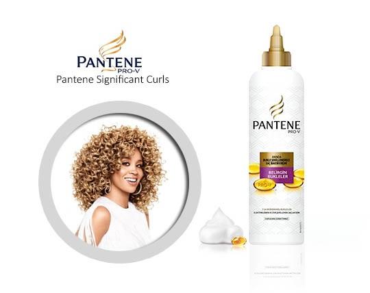 کرم موی موجدهنده Pantene
