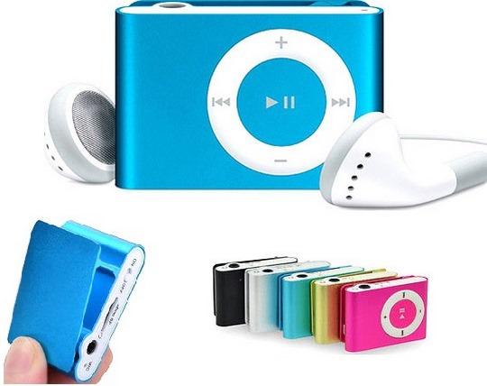 دستگاه Apple iPod shuffle