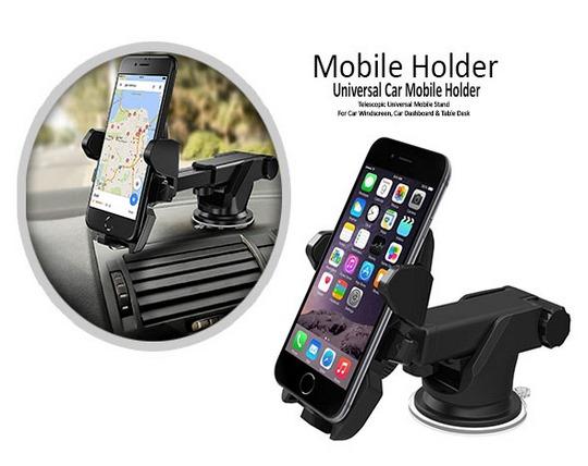 هولدر نگه دارنده موبایل Silicone Sucker