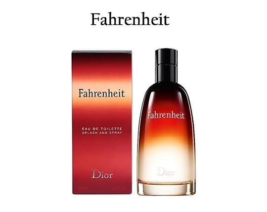 ادکلن مردانه دیور فارنهایت Fahrenheit