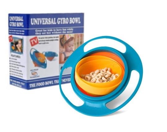 ظرف غذای کودک Gyro Bowl