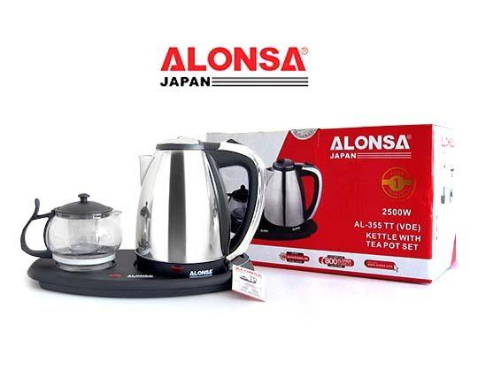 چایساز برقی Alonsa