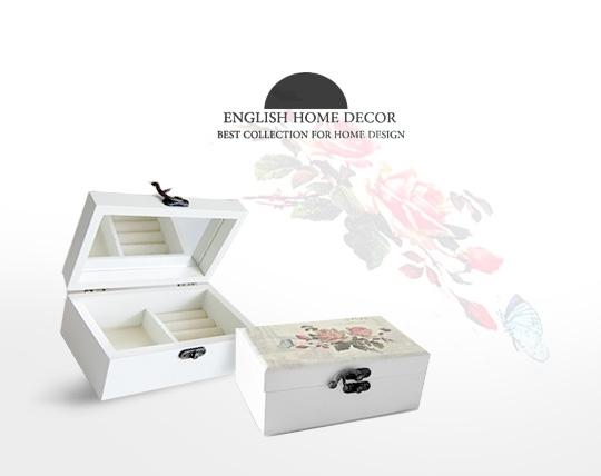 جعبه جواهرات ENGLISH HOME