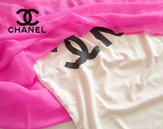 sports-t-shirt-with-chanel-silk