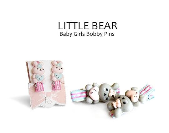 گیره مو بچه گانه LITTLE BEAR