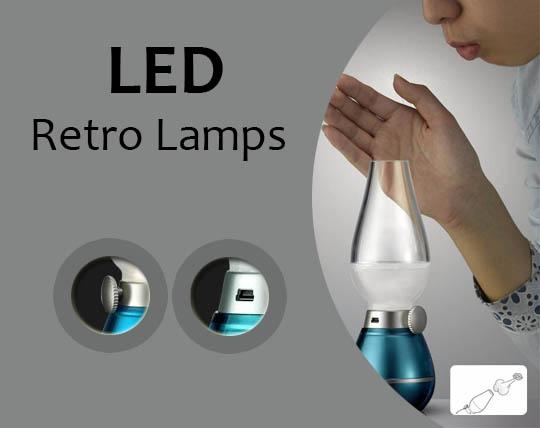 فانوس LED فوتی