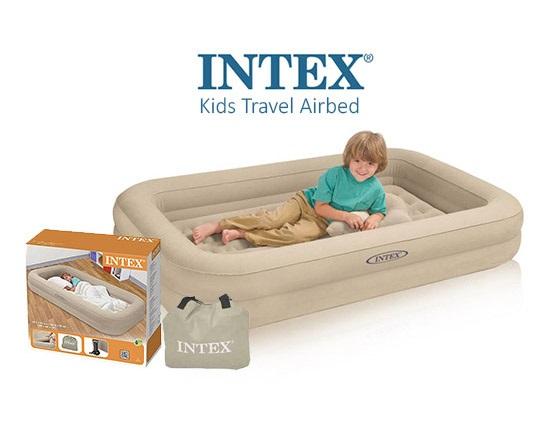 تخت بادی کودک INTEX
