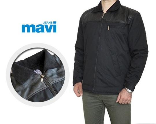 کاپشن مردانه یقه دار MAVI