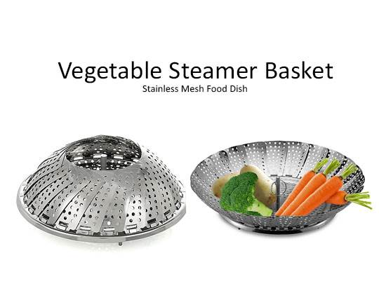 multipurpose-steam-steel-basket-folding