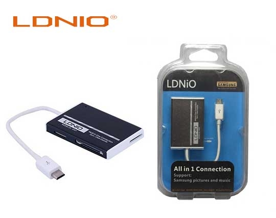 rome-reader-and-ldnio-multifunction-card-reader