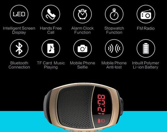 yuhai-smart-music-clock
