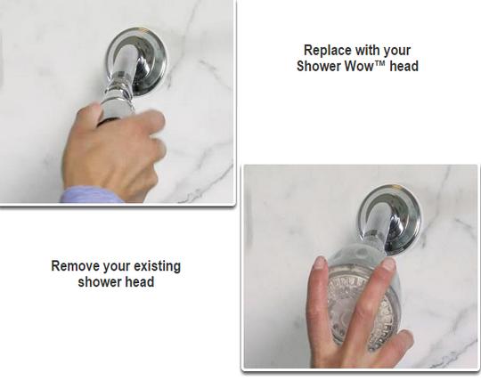 led-rain-shower