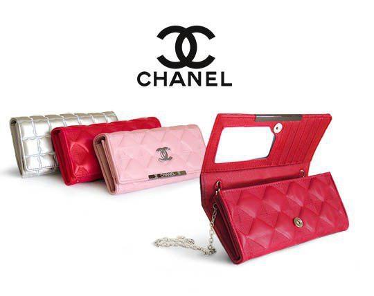 کیف پول زنانه CHANEL